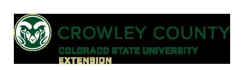 Crowley County Extension